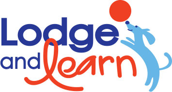 Lodge and Learn logo