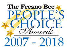 Fresno Bee People's Choice Awards 2007-2018
